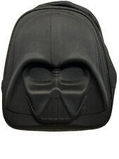 NWT Loungefly Star Wars Black Darth Vader 3D Backpack