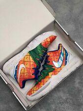 Kyrie SpongeBob Pineapple House Shoes Basketball Sports Sneakers Men Kids