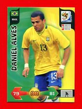 SOUTH AFRICA 2010 - Adrenalyn Panini - Card Base-Basic - DANIEL ALVES - BRASIL