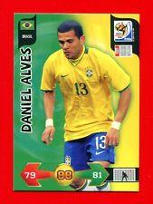 SOUTH AFRICA 2010 - Adrenalyn Panini - Card Base-Basic - DANIEL ALVES - BRASIL