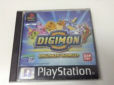DIGIMON WORLD . Pal España . Envio Certificado . Paypal