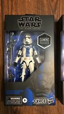 Star Wars The Force Unleashed Stormtrooper Commander The Black Series IN HAND