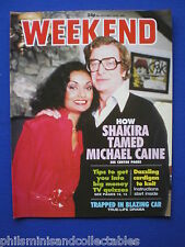 Weekend Magazine - Michael Caine - Shakira, Chas & Dave    18th May 1983