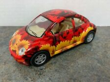 Pull Back Volkswagen New Beetle Model Toy Car by Kinsmart New