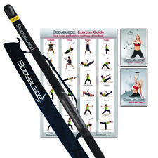 Bodyblade Classic Kit Plus - Black - New, Open Box Item