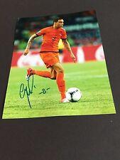 GREGORY VAN DER WIEL Niederlande signed Photo 20x27 Autogramm