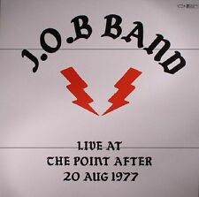 J.O.B Band - Live At The Point After 20 August 1977 LP