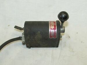 Vintage DAYTON 2X440 Reversing Drum Switch Forward Off Reverse Untested c