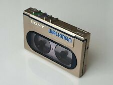 EXTREMELY RARE SONY WALKMAN PERSONAL CASSETTE PLAYER WM-20 FULL METAL BODY