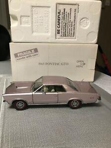 Danbury Mint 1965 Pontiac GTO 1:24