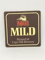 Vintage M&B Mild Cape Hill Brewery Beer Coaster Bar Decoration Man Cave