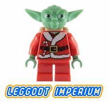 LEGO Minifigure Star Wars - Yoda Santa - Christmas sw358 minifig FREE POST