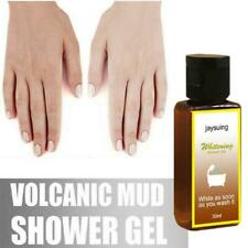 Volcanic Mud Shower Whole Body Wash Whitening Deep Clean  Exfoliate Skin Care Re