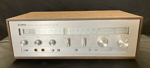 YAMAHA CR-420 AM/FM Natural Sound Receiver - Great Condition Vintage Stereo