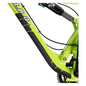 Lizard Skins Large Frame Protector - Bike Patch - Carbon Leather- Protection BMX