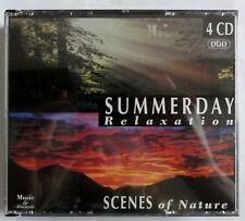 Summerday Relaxation - Scenes of Nature - /4er CD (7647