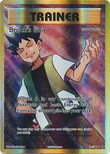 x1 Brock's Grit - 107/108 - Full Art Ultra Rare Pokemon XY Evolutions M/NM
