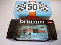 BRUMM R493 PORSCHE 917K 24h LE MANS 1970 J.SIFFERT-B.REDMAN #20 DIE-CAST 1:43