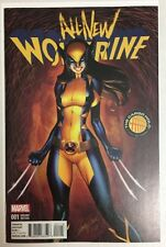 All-New Wolverine #1 Campbell Color Variant