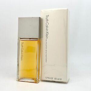 TRUTH by Calvin Klein WOMEN PEFUME 1.7oz-50ml EDP Spray New *VINTAGE* (IB04