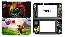 Zelda 224 Vinyl Decal Skin Sticker Game for Nintendo New 3DS XL 2015
