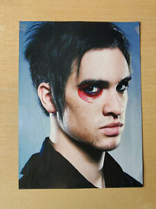 Brendon Urie / Panic! at the Disco - Magazine Picture / Poster - RARE