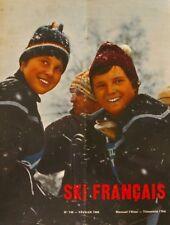 Ski français n°149 - 1965 - Blaitière - Les Avalanches - Haut Folin - Le Fond