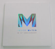 LEE MIN WOO SHINHWA - SPECIAL DOCUMENTARY DVD INSIDE M+TEN [2Disc + Photobook]