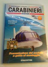 ELICOTTERO carabinieri AGUSTA A109E: DVD - PRESENTAZIONE MODELLO,GUIDA MONTAGGIO