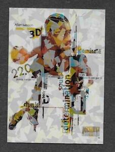 Allen Iverson 1998 Skybox #DDD 3 of 15DDD EXMT-NM