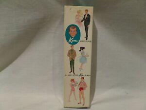 """VINTAGE 1960'S """"KEN"""" DOLL-BY MATTEL; BARBIE'S BOY FRIEND"""