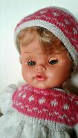 Ancienne poupée BELLA - vintage BELLA Doll - 60 cm