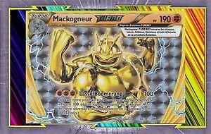 🌈Mackogneur Turbo - XY12:Evolutions - 60/108 - Carte Pokemon Française