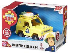 Fireman Sam Vehicle - Mountain Rescue 4x4 *BRAND NEW*
