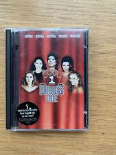 Minidisc VH1 Divas Live MD album music rare