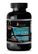 Cascara sagrada - ADVANCED 15 DAYS CLEANSE - mood support supplements - 1 Bottle