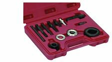 Pulley Remover and Installer Set 12 Pc Alternator Power Steering Pump AC Tool