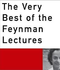 The Very Best of the Feynman Lectures by Richard Phillips Feynman (2005, CD)
