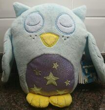 Suki Bedtime Buddies Glow In The Dark Owl Winx Soft Plush Toy Teddy Bear Gift