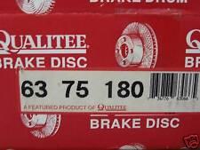 Quality Rear Brake Drum pair 63-75-180 Galant Colt Cordia Tredia 2000GTX 140462
