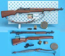 DRAGON 1:6 FIGUR WW2 USA M1 GARAND GEWEHR GUN MODELL M1_GARAND