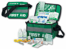 Deluxe First Aid Haversack Kit Bag - Sports, School, Clubs, Football