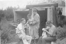 WWII German RP- Semi Nude- Gay Interest- Army Soldier- Washing Clothes- Cooking