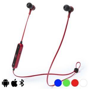 Casque bouton Bluetooth avec boutons de contrôle intégré - Casque audio Couleur