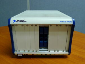 NI PXI Systems 1062Q chassis National Instruments