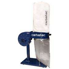 Carbatec Economy Dust Extractor - 1 HP