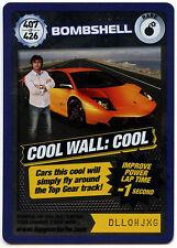 Bombshell #407 Top Gear Turbo Challenge Rare Trade Card (C362)