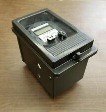 Used ABB 2 Element Watt Hour Meter P2F00100-03 Type A1D 120-480 Volt