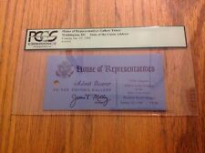 1988 President Ronald Reagan State of the Union Address to Congress Ticket PCGS
