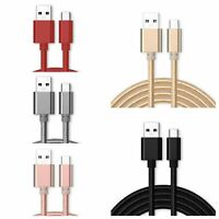 For Samsung S6 S7 Edge S5,S4 Micro USB Charging Sync Fast Charger Data Cable
